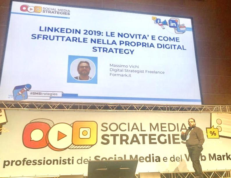 Social Media Strategies….non c'è 2 senza 3