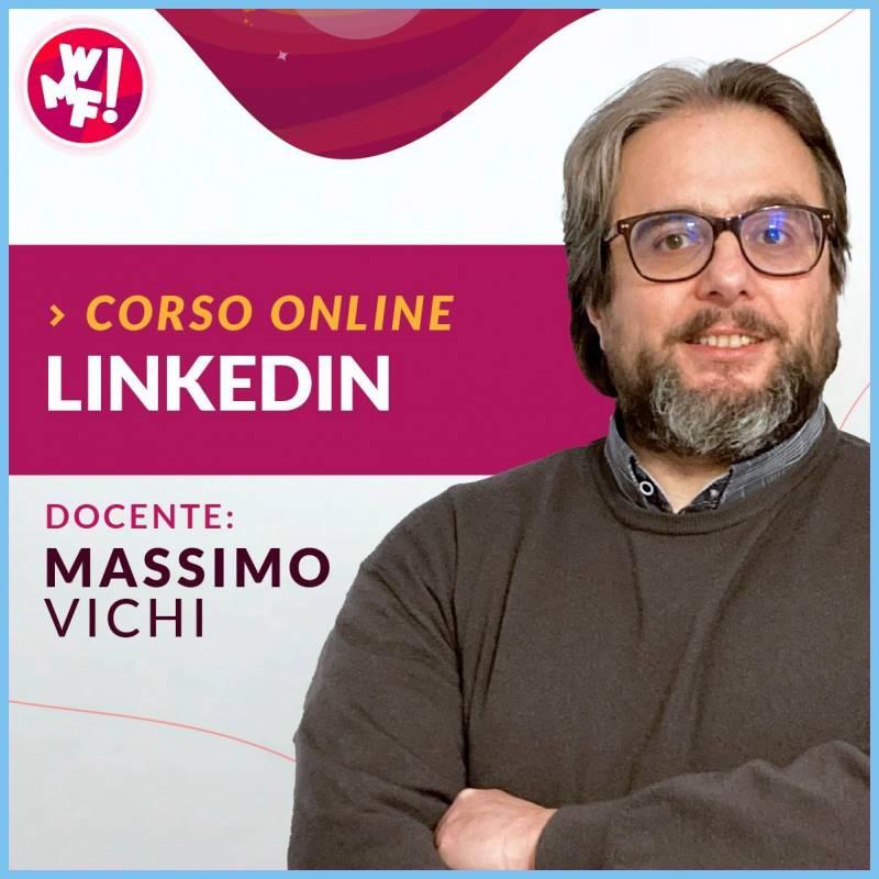 corso linkedin web marketing festival